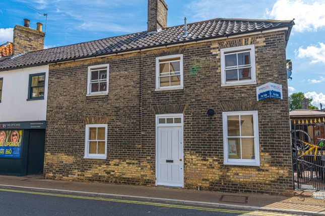 Thumbnail End terrace house for sale in Stone Cottages, Hungate Lane, Beccles