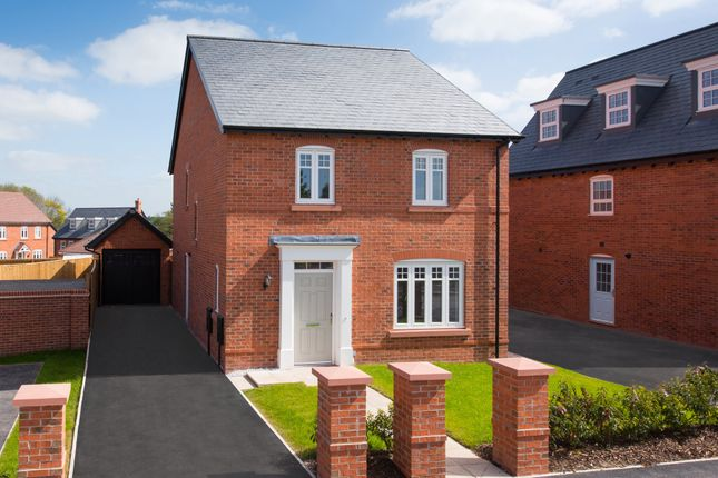 """Thumbnail Detached house for sale in """"Irving"""" at Tarporley Business Centre, Nantwich Road, Tarporley"""