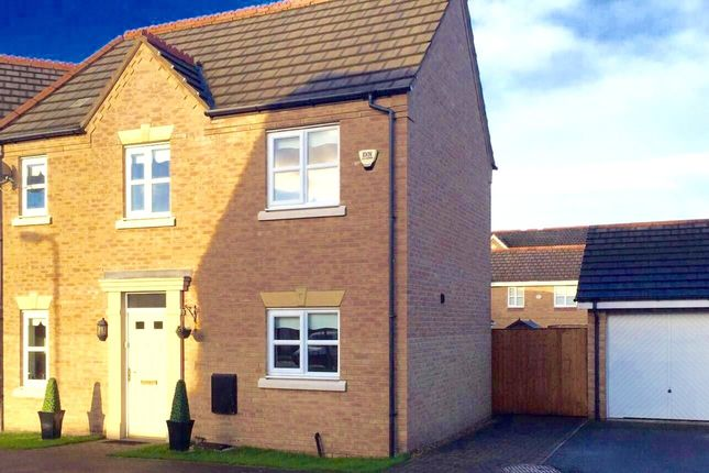 Thumbnail Semi-detached house for sale in Trooper Close, Liverpool, Merseyside