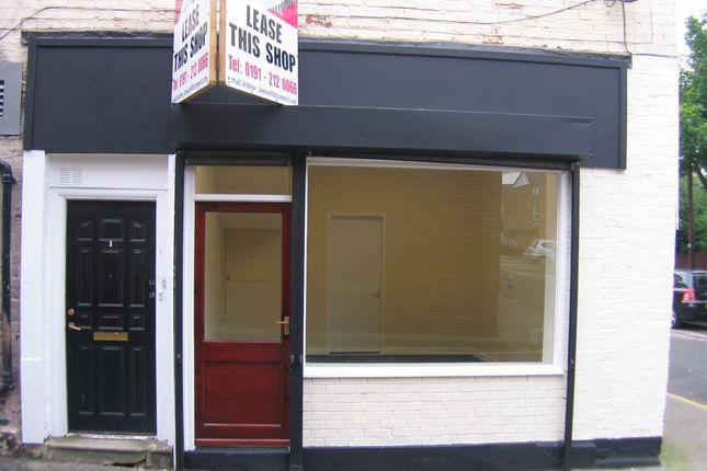 Thumbnail Retail premises to let in Matthew Street, Byker