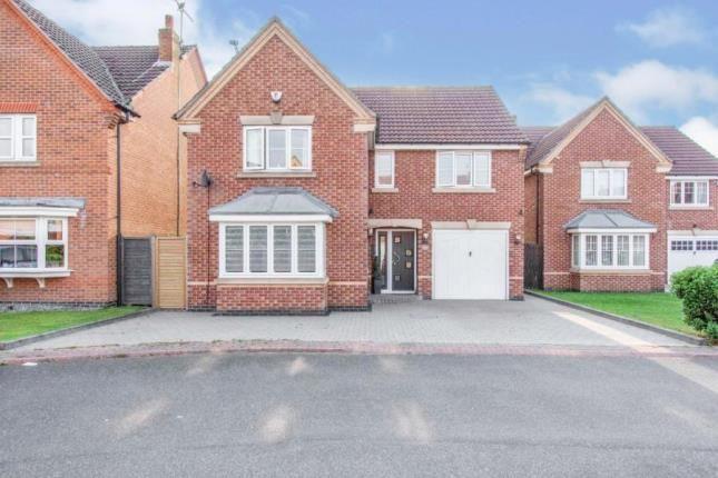 4 bed detached house for sale in Kiplin Drive, Norton, Doncaster DN6