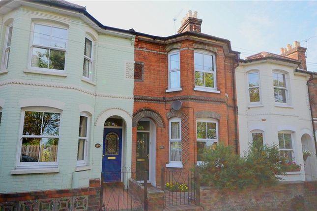 Thumbnail Terraced house for sale in Grosvenor Road, Aldershot, Hampshire