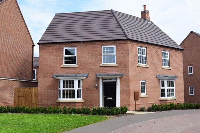 "Thumbnail Detached house for sale in ""Ashtree"" at Tamora Close, Heathcote, Warwick"