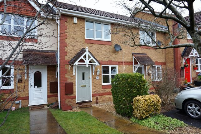 2 bed terraced house for sale in Tylers Way, Yate