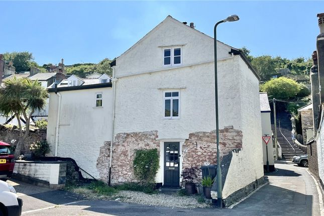 3 bed end terrace house for sale in Heath Road, Brixham TQ5
