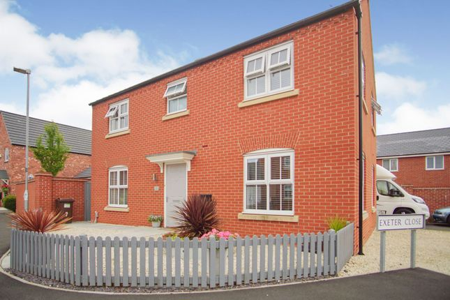Thumbnail Detached house for sale in Blackfriars Road, Syston