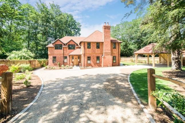 Thumbnail Property for sale in Cricket Hill, Yateley, Hampshire
