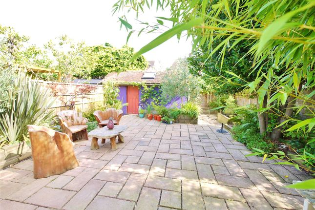 Thumbnail Semi-detached house for sale in Ongar Road, Pilgrims Hatch, Brentwood, Essex