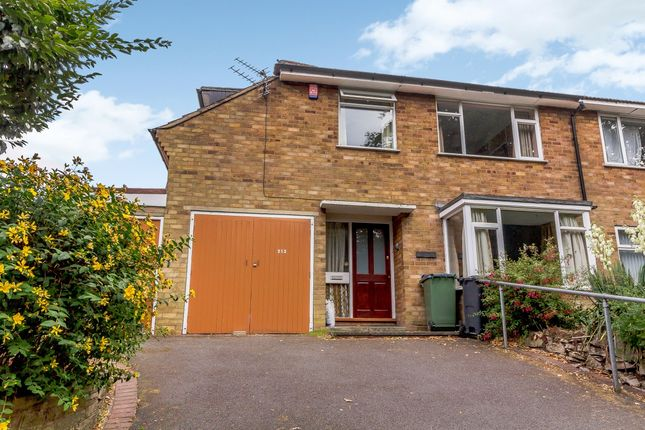 Thumbnail Semi-detached house for sale in Lightwoods Hill, Smethwick, West Midlands
