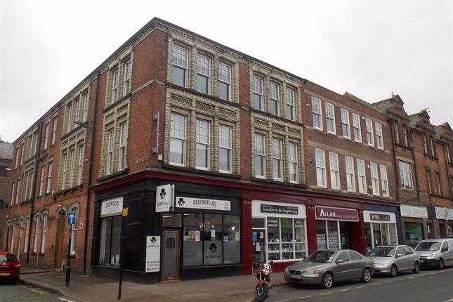 Thumbnail Flat to rent in Thurnams House, Carlisle, Carlisle