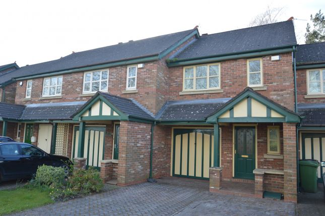 Thumbnail Mews house for sale in Field Side Close, Mobberley, Knutsford