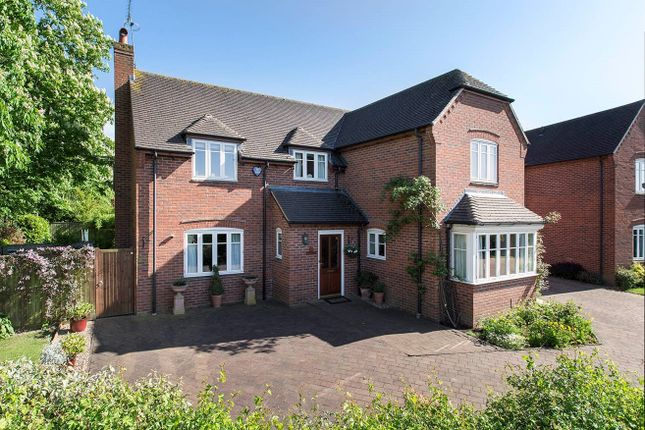 Thumbnail Detached house for sale in Southam Road, Leamington Spa