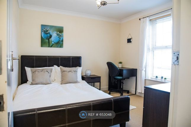 Bedroom; View A of Beaufort Square, Cardiff CF24