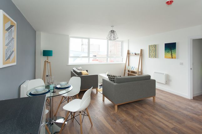 Thumbnail Flat for sale in Skerton Road, Manchester