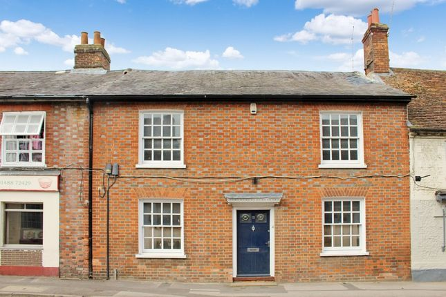 Thumbnail Flat for sale in High Street, Lambourn, Hungerford