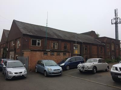 Thumbnail Land for sale in The Old Brewery Maltings, Davidson Road, Lichfield