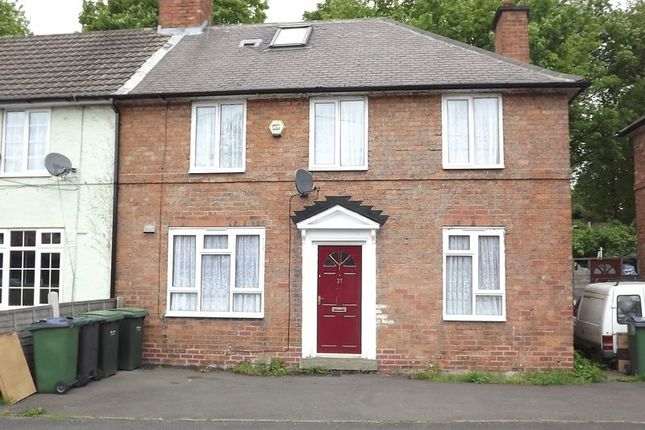 Thumbnail Semi-detached house to rent in Beaconsfield Street, West Bromwich