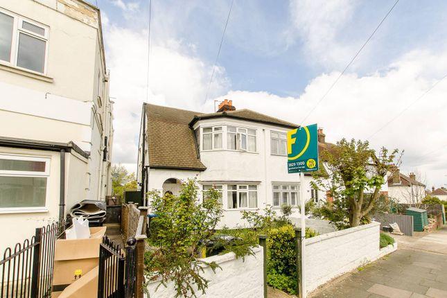 Thumbnail Semi-detached house to rent in Burney Avenue, Surbiton