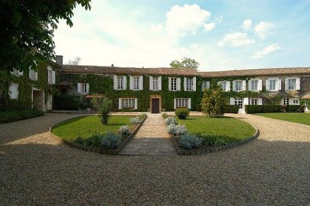 Thumbnail Equestrian property for sale in Town, Charente, France