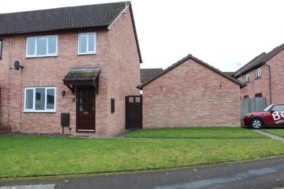 Thumbnail Semi-detached house to rent in Eastholme Avenue, Belmont, Hereford