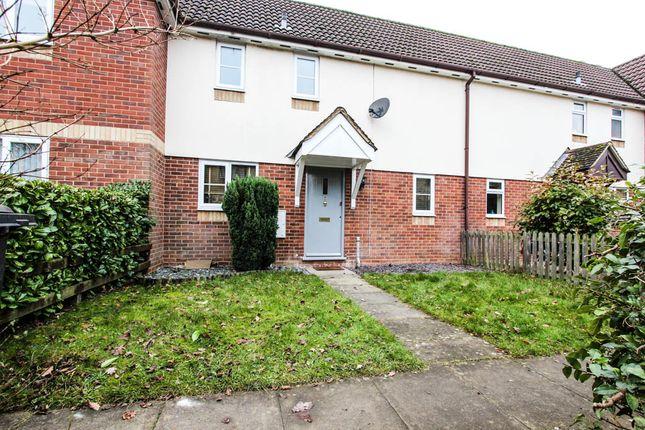 Thumbnail Terraced house for sale in Laburnum Walk, Brandon