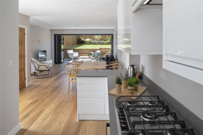 Thumbnail Detached house for sale in Timberyard Mews, Cheam Common Road