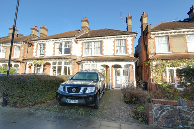 Thumbnail Semi-detached house for sale in Fernleigh Road, Winchmore Hill