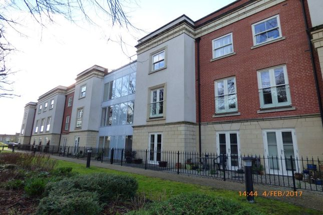 Thumbnail Flat to rent in Royal Mews, Station Road, Ashby-De-La-Zouch