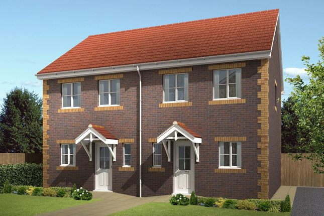 2 bed semi-detached house for sale in Park Avenue, Royston, Barnsley