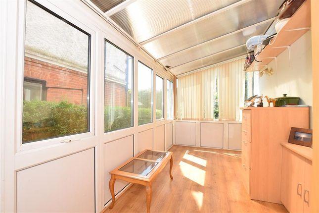 Conservatory of Faversham Road, Kennington, Ashford, Kent TN24