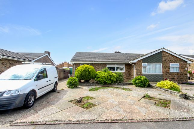 2 bed semi-detached bungalow to rent in Boxgrove, Worthing BN12