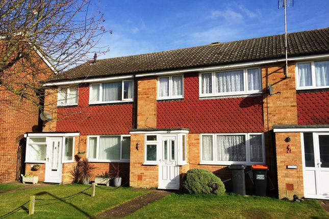 3 bed terraced house for sale in Cheyne Close, Dunstable