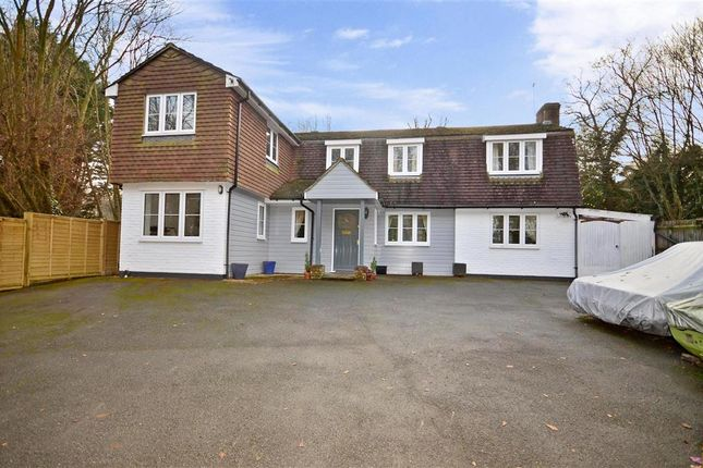 Thumbnail Detached house for sale in Stalkers Lane, East Hoathly, Lewes, East Sussex