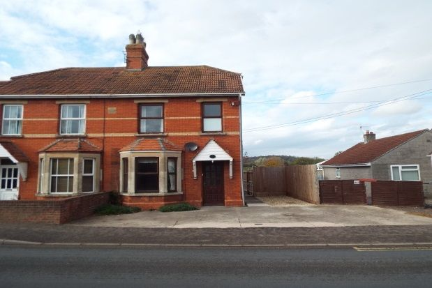 Thumbnail Semi-detached house to rent in Coxley, Wells
