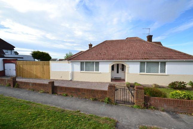 Thumbnail Detached bungalow to rent in Wicklands Avenue, Saltdean