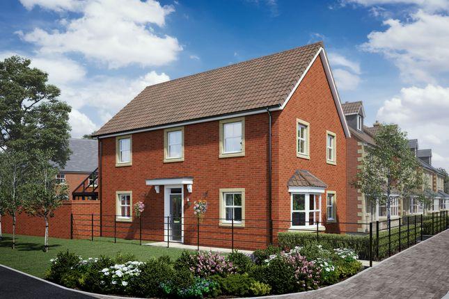 Thumbnail Detached house for sale in The Priston, Bradley Road, Trowbridge