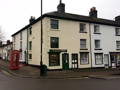 Thumbnail Retail premises for sale in Natural Foods, 17, Great Oak Street, Llanidloes, Powys