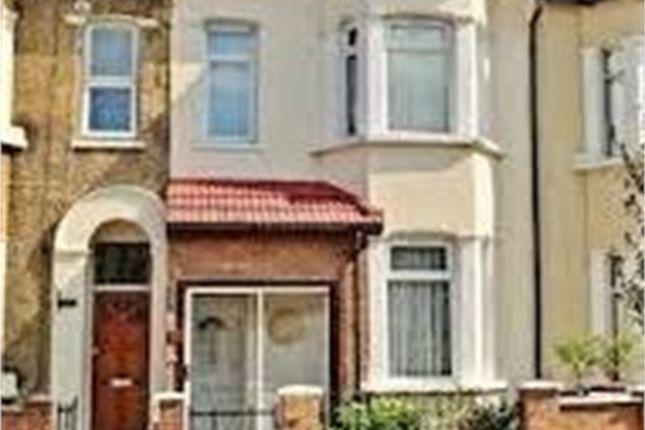 Thumbnail Flat for sale in Liddington Road, London, United Kingdom