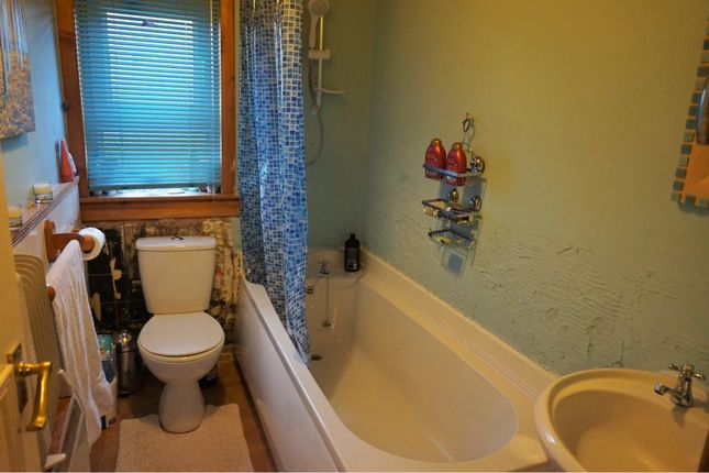 Bathroom of 61 Wren Road, Greenock PA16