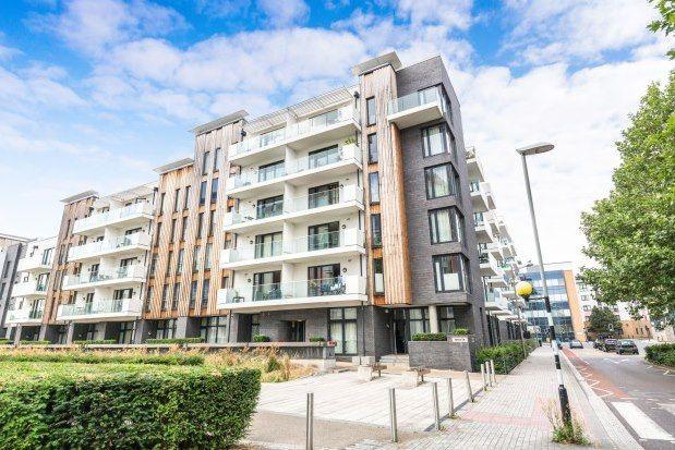 Thumbnail Flat to rent in Invicta, Bristol