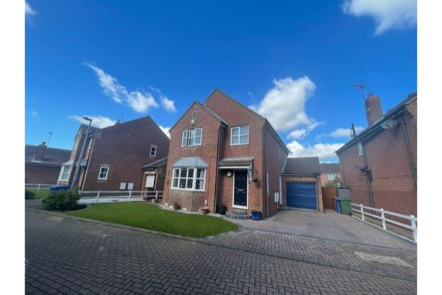 Thumbnail Detached house for sale in Wyntryngham Close, Hedon