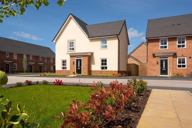 "4 bedroom detached house for sale in ""Alderney"" at Shipbrook Road, Rudheath, Northwich"