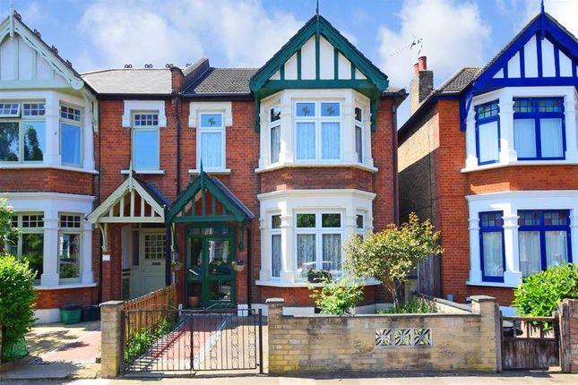 Thumbnail Semi-detached house for sale in Wanstead Park Avenue, London