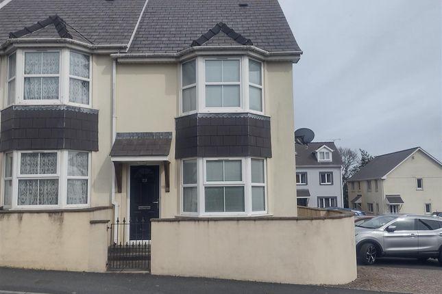 2 bed end terrace house for sale in Treowen Road, Pembroke Dock SA72