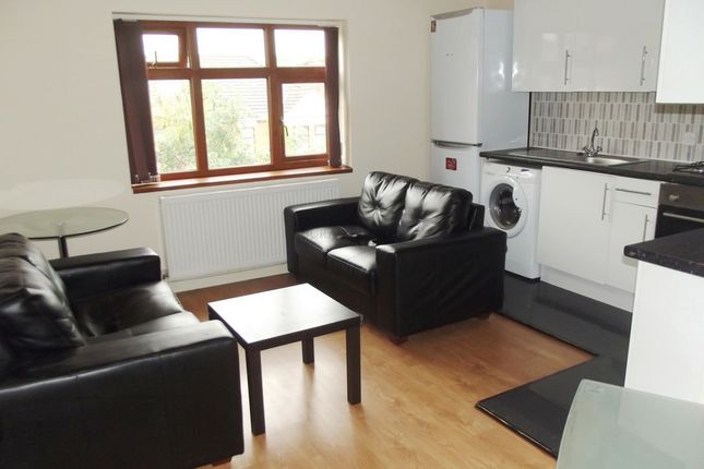 Thumbnail Flat to rent in Egerton Road, Manchester, Fallowfield