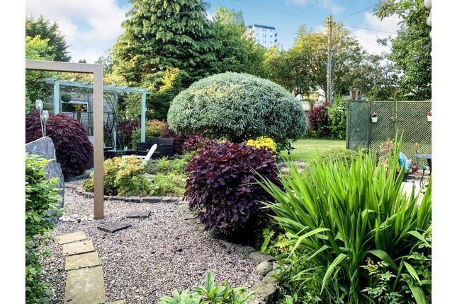 Rear Garden of Coupar Angus Road, Dundee DD2