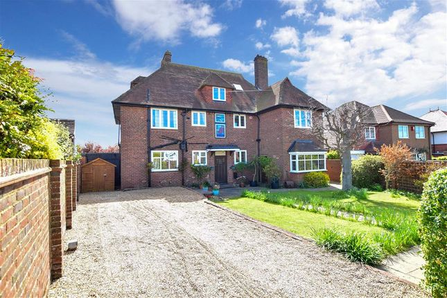 Thumbnail Detached house for sale in Waldron Road, Broadstairs, Kent