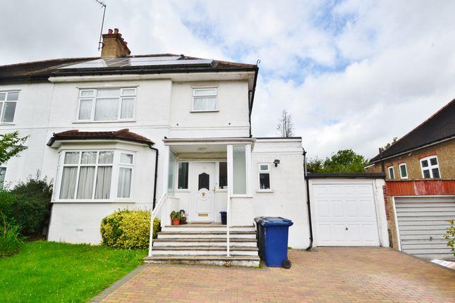 Thumbnail Semi-detached house for sale in Lyonsdown Avenue, Barnet