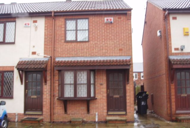 2 bed semi-detached house to rent in Cundall Close, Hull HU9