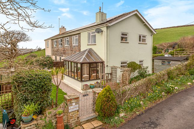 Thumbnail Semi-detached house for sale in East Portlemouth, Salcombe